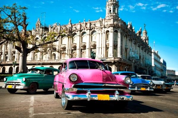 Ville - Combiné circuit et hôtel Découverte de Cuba & Séjour balnéaire à l'hôtel Iberostar Playa Alameda La Havane Cuba