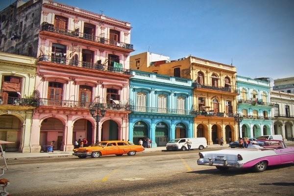 Ville - Combiné hôtels Combiné séjour Charmes de La Havane et plages de Varadero (Melia Habana + Sol Palmeras) 4* La Havane Cuba