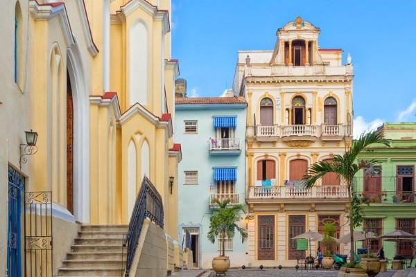 Ville - Combiné circuit et hôtel Découverte Cubaine + Melia Marina Varadero La Havane Cuba