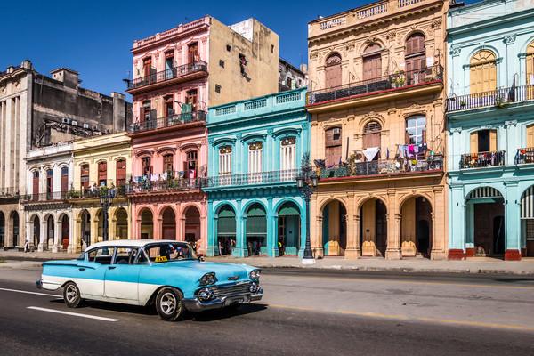 Ville - Combiné circuit et hôtel Perle des Caraïbes et extension Melia Varadero 5* La Havane Cuba
