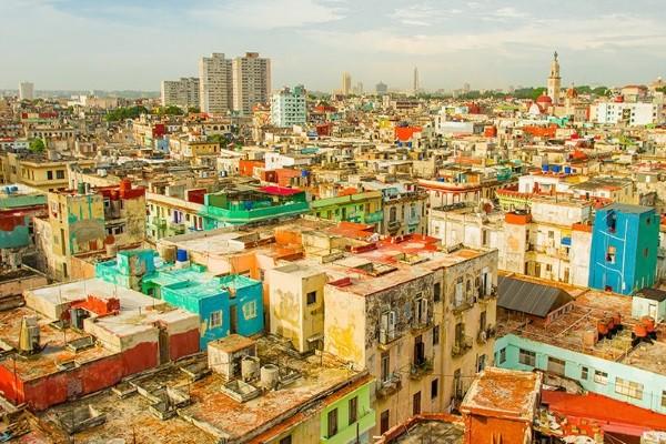 Ville - Combiné circuit et hôtel Kappa Circuit A la rencontre des cubains et extension Melia Marina Varadero La Havane Cuba