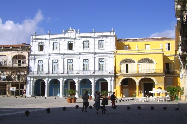 Ville - Combiné circuit et hôtel Découverte de Cuba & Séjour balnéaire à l'hôtel Royalton Hicacos La Havane Cuba