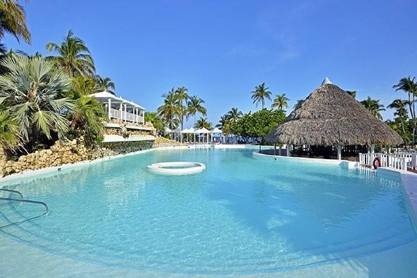 Piscine - Combiné circuit et hôtel Perle des Caraïbes et extension Melia Varadero La Havane Cuba