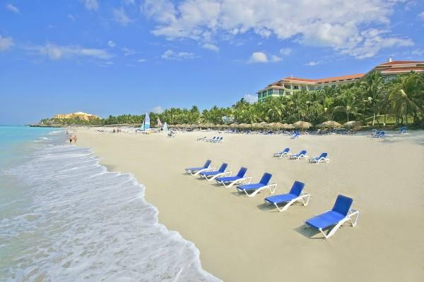 Plage - Combiné circuit et hôtel Combine circuit et hôtel - Découverte de Cuba & séjour balnéaire à l'hôtel Melia Las Americas La Havane Cuba