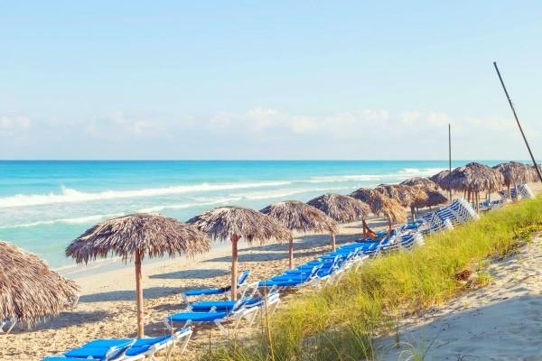 Plage - Combiné circuit et hôtel Découverte de Cuba & Séjour balnéaire à l'hôtel Be Live Experience Varadero La Havane Cuba