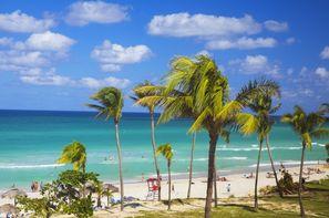 Vacances La Havane: Combiné circuit et hôtel Découverte de Cuba & Séjour balnéaire à l'hôtel Starfish Cuatro Palmas