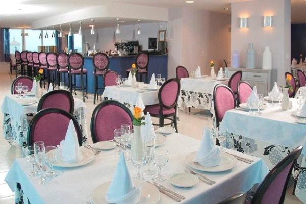 Restaurant - Combiné hôtels Hôtel NH Capri + Hôtel Playa Cayo Santa Maria La Havane Cuba
