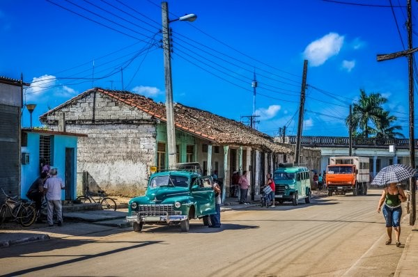 Ville - Hôtel Combiné séjour La Havane Melia Cohiba et Paradisus Varadero 5* La Havane Cuba