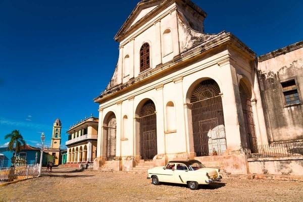 Ville - Combiné circuit et hôtel Splendeurs de Cuba & Extension Varadero La Havane Cuba