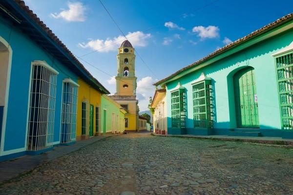 Ville - Combiné circuit et hôtel Découverte de Cuba & Séjour balnéaire à l'hôtel Roc Arenas Doradas La Havane Cuba
