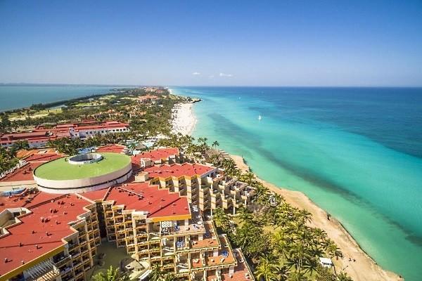 Vue panoramique - Combiné hôtels Kappa City Melia Cohiba et Melia Varadero La Havane Cuba