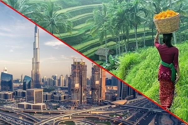 (fictif) - Combiné hôtels Dubai et Bali 5* Dubai Dubai et les Emirats