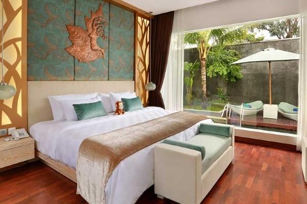 Chambre - Combiné hôtels Dubai et Bali 5* Dubai Dubai et les Emirats