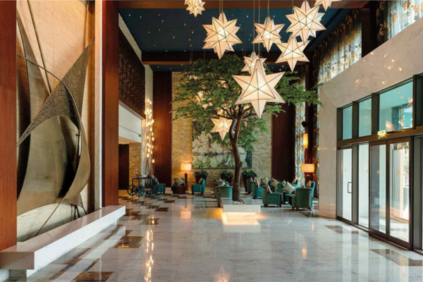 Hall - Combiné hôtels 2 Iles : Sofitel Dubaï Jumeirah Beach 5* + Sofitel Mauritius l'Impérial Resort & Spa 5* Dubai Dubai et les Emirats