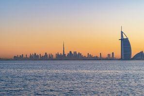 Dubai et les Emirats-Dubai, Combiné circuit et hôtel Immersion à Dubaï (5 nuits) et séjour libre