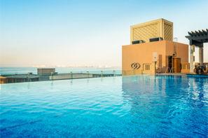 Dubai et les Emirats-Dubai, Combiné hôtels 2 Iles : Dubaï + Maldives Sofitel Dubaï Jumeirah Beach + Sun Island Resort & Spa