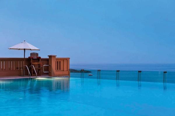 Hôtel Sofitel Dubaï Jumeirah Beach - Piscine - 2 iles - Dubai + Maurice - Sofitel Dubai Jumeirah Beach 5* + Riu Creole