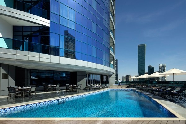 Piscine - Combiné hôtels Dubai et Bali 5* Dubai Dubai et les Emirats