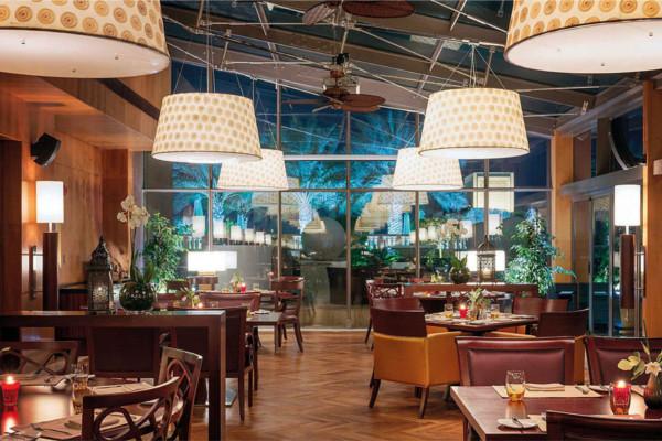 Restaurant - Combiné hôtels 2 Iles : Sofitel Dubaï Jumeirah Beach 5* + Sofitel Mauritius l'Impérial Resort & Spa 5* Dubai Dubai et les Emirats