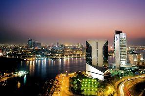 Dubai et les Emirats-Dubai, Combiné circuit et hôtel Les Emirats modernes : De Dubaï à Abu Dhabi