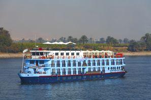 Vacances Le Caire: Combiné croisière et hôtel Isis (Caire et croisière Framissima Diva)