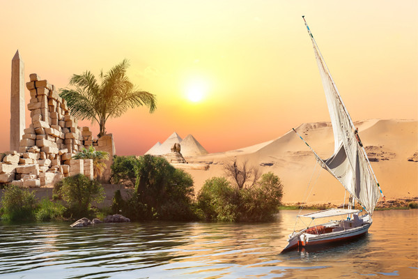 Monument - Combiné croisière et hôtel Toutânkhamon Caire & Nil 5* Le Caire Egypte