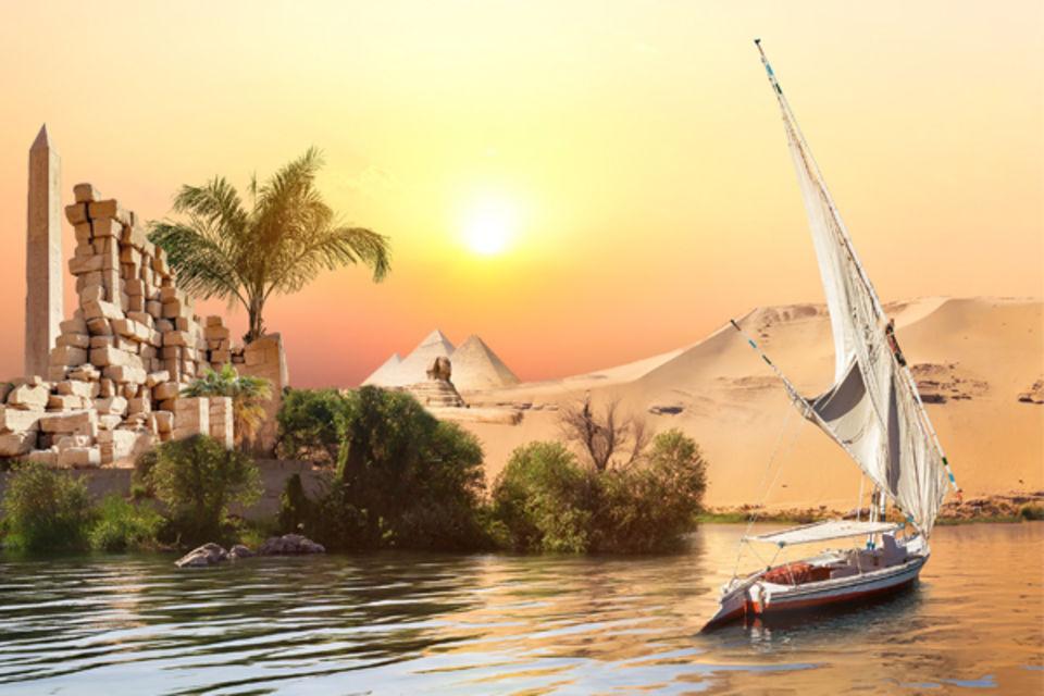 Hôtel Combiné croisière et hôtel Toutânkhamon Caire & Nil Le Caire Egypte
