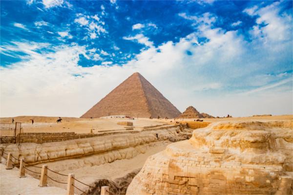 Monument - Combiné hôtels Stopover au Caire + AMC Royal 5* Le Caire Egypte