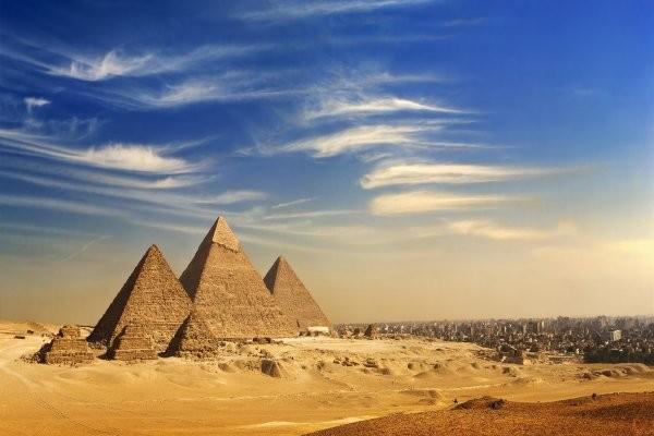 Monument - Combiné croisière et hôtel Isis 5* Le Caire Egypte