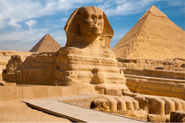 Monument - Combiné croisière et hôtel Les Incontournables Nil, Mer Rouge et Pyramides Le Caire Egypte