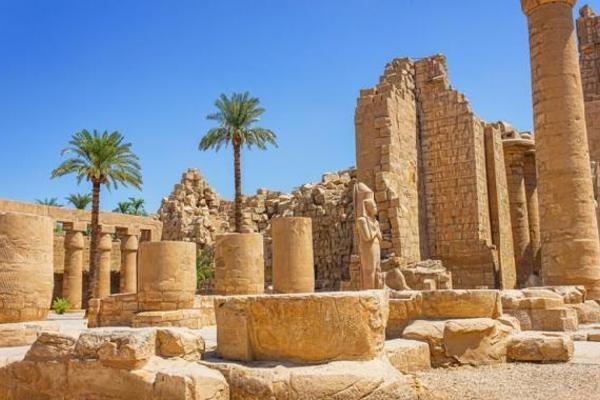 (fictif) - Combiné croisière et hôtel Fabuleuse Egypte et Old Palace 5* Louxor Egypte