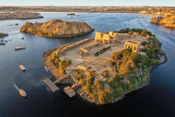 (fictif) - Combiné croisière et hôtel Les Déesses du Nil et Serenity Fun City Louxor Egypte