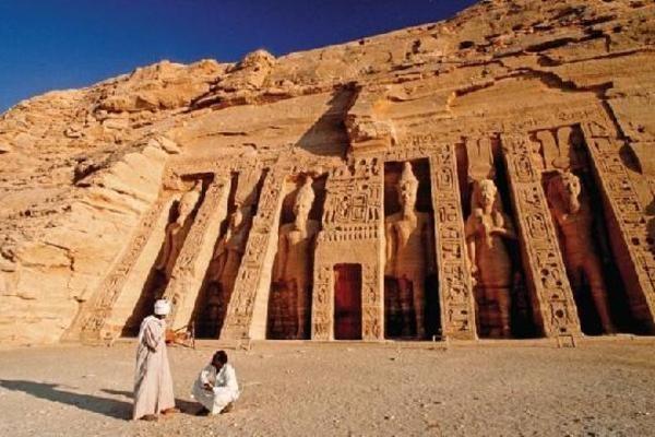 (fictif) - Combiné croisière et hôtel Les Déesses du Nil et Stella di Mare Beach Louxor Egypte