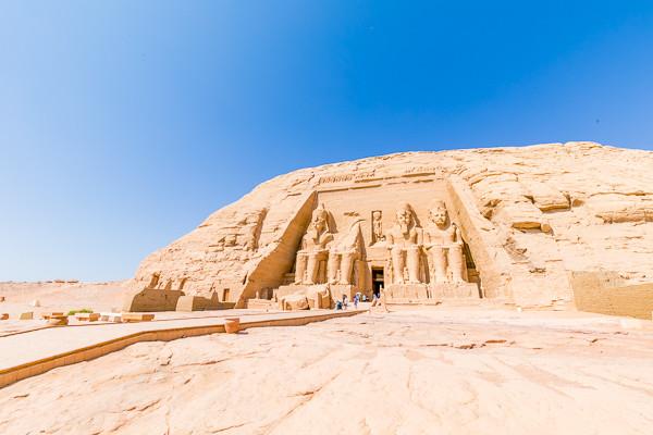 Monument - Croisière Sur le Nil avec excursions et séjour à l'hôtel AMC Royal 5* Louxor Egypte