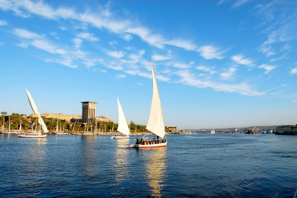 Bateau - Combiné croisière et hôtel Sur le Nil sans excursions + Titanic Palace 5*