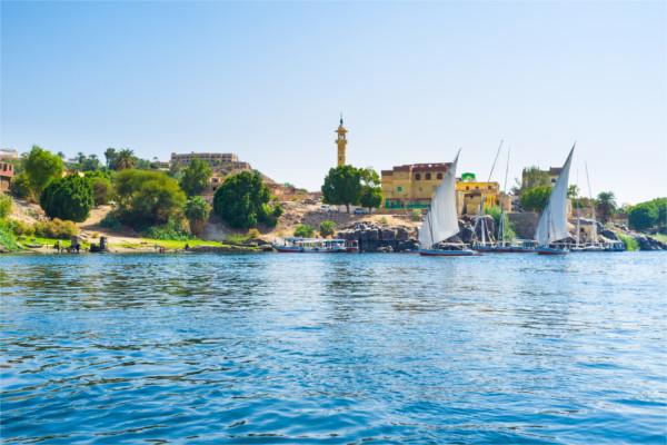 Nil - Sur le Nil sans excursions et séjour à l'hôtel AMC Royal