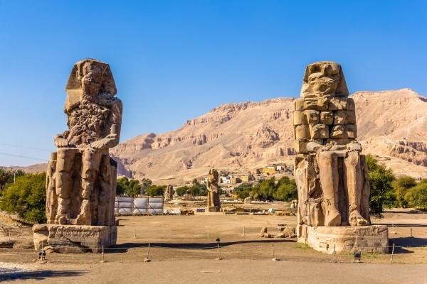 Monument - Combiné croisière et hôtel Merveilles du Nil au Caire 5* Louxor Egypte