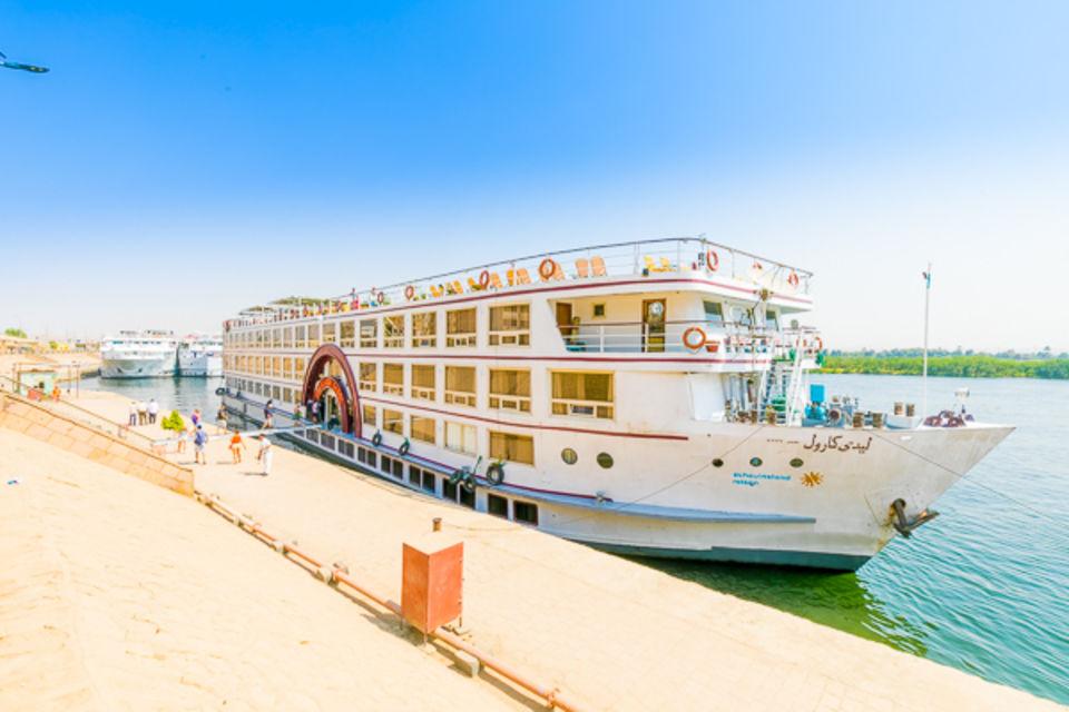 Hôtel Croisière Framissima Gloire des pharaons et Framissima Continental Hurghada (14 nuits) Louxor Egypte