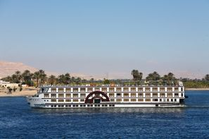 Vacances Louxor: Croisière Framissima Gloire des pharaons et Framissima Continental Hurghada