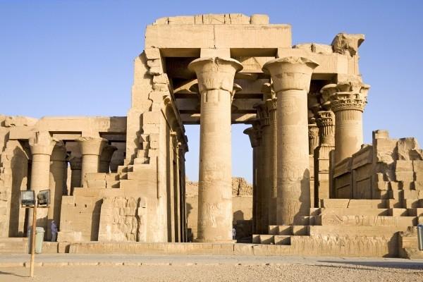 Monument - Croisière Sur le Nil sans excursions et séjour à l'hôtel Coral Sun Beach 4* Louxor Egypte