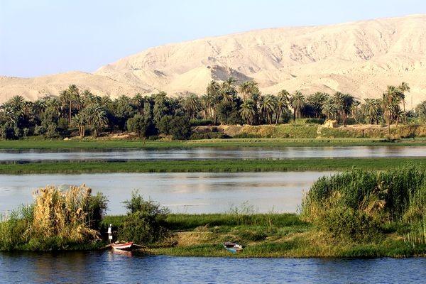 Geographie - Combiné croisière et hôtel Splendeurs du Nil et Utopia Beach Club 4* Louxor Egypte