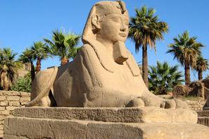 Egypte-Louxor, Croisière Sur le Nil + visites et séjour au Stella Makadi Beach
