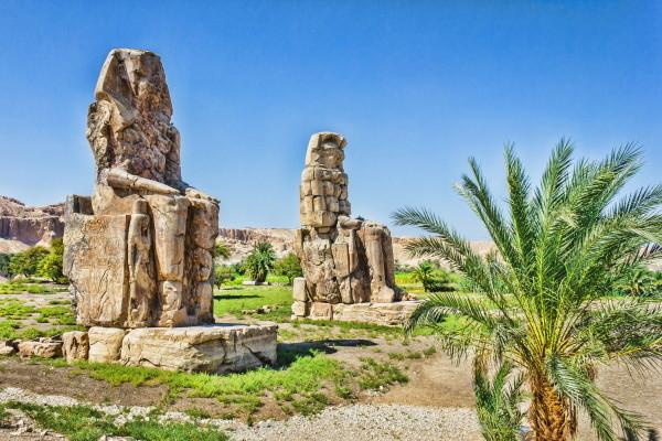 Monument - Combiné croisière et hôtel Splendeurs du Nil et Concorde Moreen Beach Resort 5* Louxor Egypte