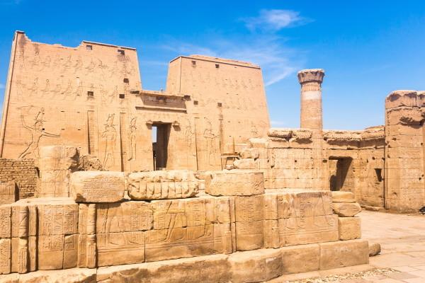 Monument - Combiné croisière et hôtel Splendeurs du Nil et Three Corners Sea Beach 4* Louxor Egypte