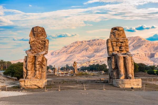 Monument - Combiné croisière et hôtel Splendeurs du Nil et Three Corners Sunny Beach 4* Louxor Egypte