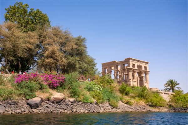 Monument - Combiné croisière et hôtel Splendeurs du Nil et Jaz Aquamarine Resort 5* Louxor Egypte