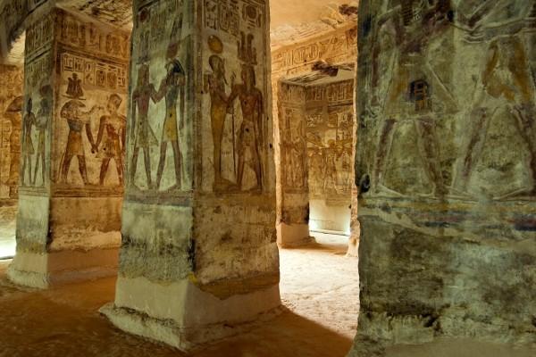 Monument - Combiné croisière et hôtel Splendeurs du Nil et Serenity Fun City 5* Louxor Egypte