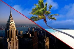 Vacances New York: Combiné hôtels Combiné New York & Punta Cana