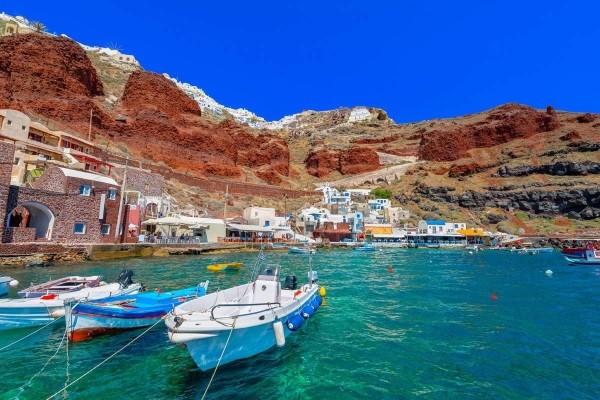 Photo - Combiné dans les Cyclades depuis Athènes - Santorin et Mykonos