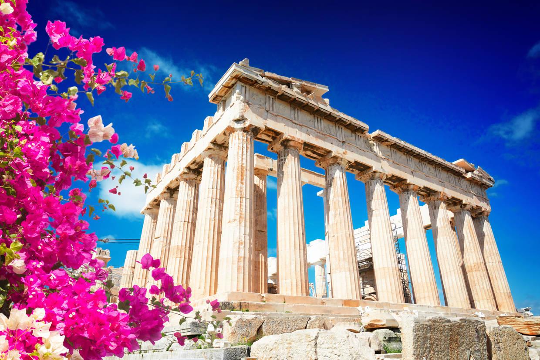 Monument - Circuit FRAM Les Cyclades, d'île en île et extension au Framissima Dolce Attica Riviera (3 nuits) Athenes Grece